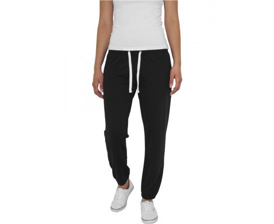 Urban Classics Fitted Sweatpant Black