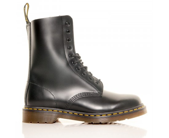 Topánky Dr. Martens Smooth Black
