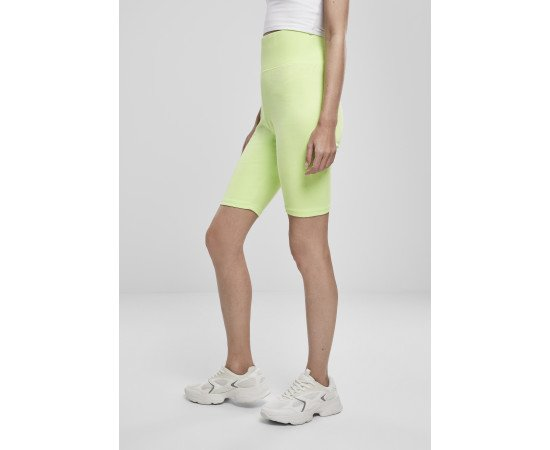 Ladies High Waist Cycle Shorts electriclime