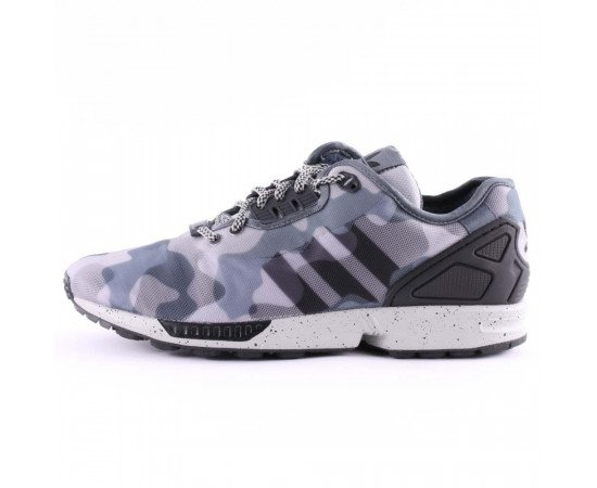 adidas ZX Flux Decon Pánske Camouflage Grey