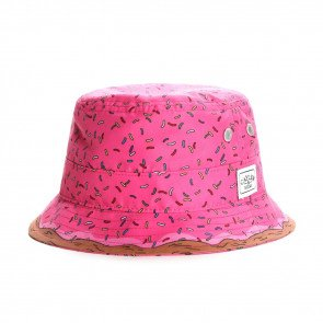 Cayler & Sons WHLB Munchies Bucket Hat Pink