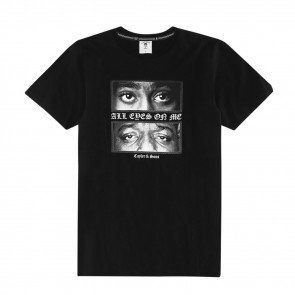 Tričko C&s Wl All Eyes On Me Black