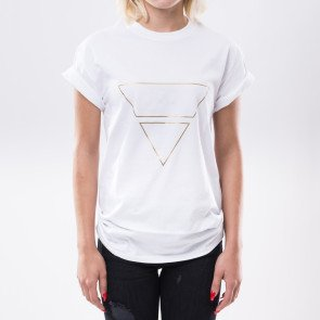 Tričko Goldie Vision Pyramyd Goldie Merch White