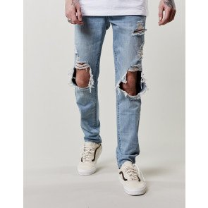 Jeans C&s ALLDD Heavy Cut Denim Blue