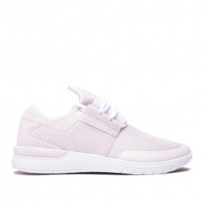 Unisex Tenisky Supra Flow Run Light Pink White
