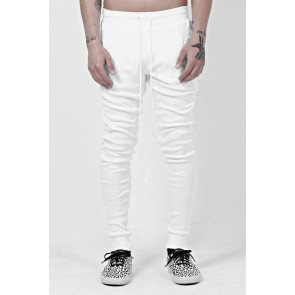 Tepláky Favela Thermal Pants White