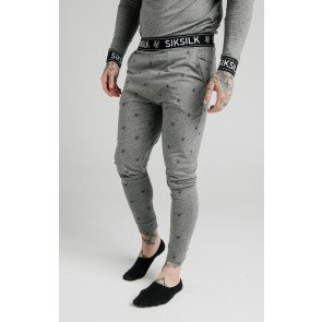SIKSILK LOGO LOUNGE PANTS