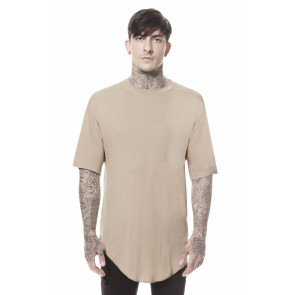 Tričko Favela Round Tan Light Brown