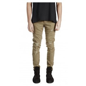 Rifle Represent Clothing Essential Denim - Olive