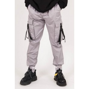 SIXTH JUNE STRAP CARGO PANTS