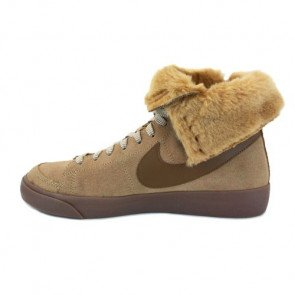 Tenisky Nike Blazer High Roll Laced Brown
