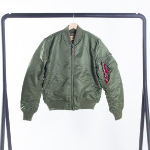Pánska bombera Alpha Industries Ma-1 Vf 59 Sage Green