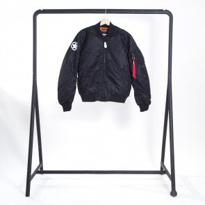 Pánska bombera Alpha Industries Ma-1 Vf Army Black
