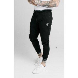 SIKSILK ACTIVE MUSCLE FIT JOGGERS