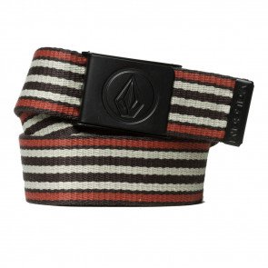 Opasok Volcom Circle Web Belt Bur