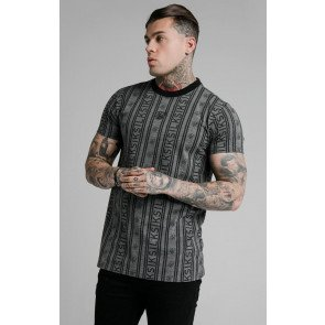 SIKSILK S/S FITTED BOX TEE