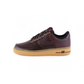 Nike Air Force 1 Pánske Burgundy