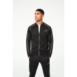 PIPED DETAIL REGULAR FIT BOMBER JACKET OFS_NS
