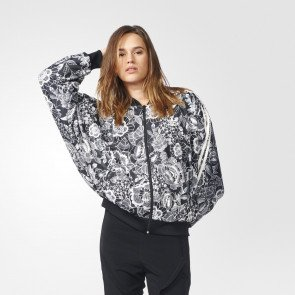 Bunda adidas Originals Florido Cape Black White