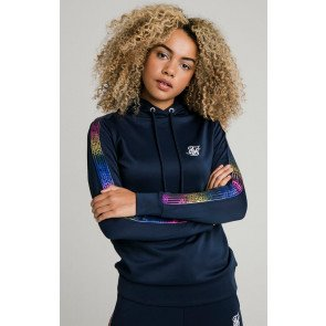 SIKSILK RAINBOW RUNNER TRACK TOP