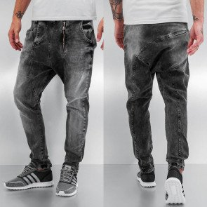 Nohavice Bangastic Anti Fit Dark Grey