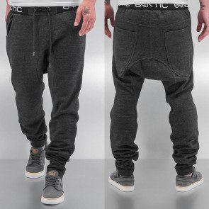Tepláky Bangastic Anti Fit Anthracite