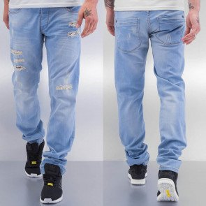 Jeans Cazzy Clang Destroyed II Blue
