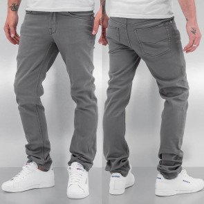 Nohavice Cazzy Clang Basic Grey
