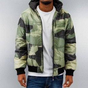 Bunda Dangerous DNGRS Range Premium Winter Jacket Camouflage Wood