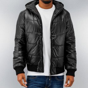 Bunda Dangerous DNGRS Range Premium Winter Jacket Jet Black