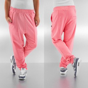 Dangerous DNGRS Dope Sweat Pants Pink
