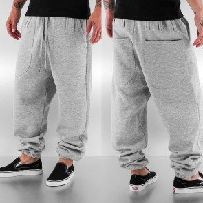 Tepláky Just Rhyse Club Sweat Pants Grey Melange