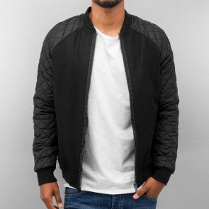 Bunda Dangerous DNGRS Quilted Jacket Black