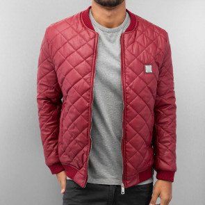 Bunda Dangerous DNGRS Quilt Red
