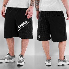 DANGEROUS DNGRS BASKETBALL SHORTS BLACK