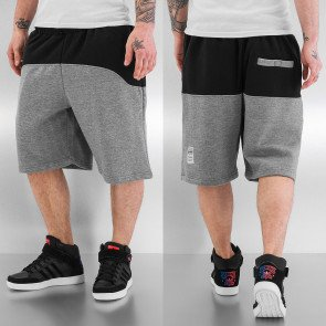 Kraťasy Dangerous DNGRS 2 Tone Shorts Grey Black