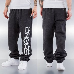 Tepláky Dangerous DNGRS Classic Sweat Pants Charcoal