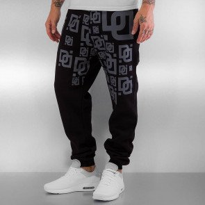 Tepláky Dangerous DNGRS Dd Sweatpants Black