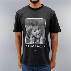 Tričko Dangerous DNGRS Have A Nice Day T-Shirt Black