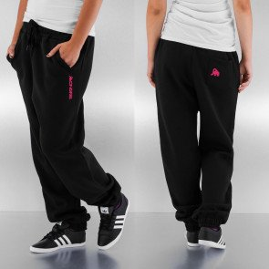 Tepláky Dangerous DNGRS Basic Sweat Pants Black