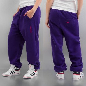 Tepláky Dangerous DNGRS Basic Sweat Pants Purple