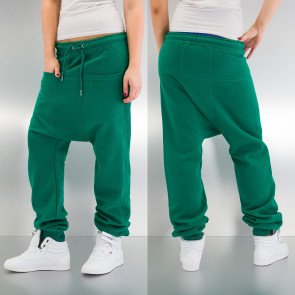 Tepláky Dangerous DNGRS Ninja Sweat Pants Ultramarine Green