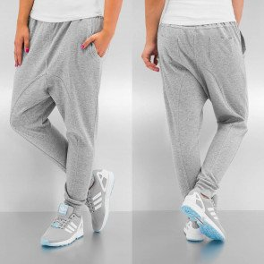 teplaky Just Rhyse Basic Anti Fit Sweat Pants Grey