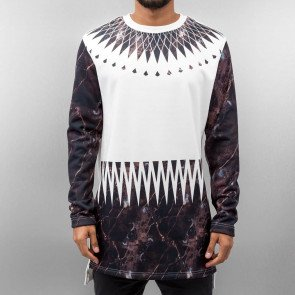 Crewneck Just Rhyse Mable Sweatshirt Black/white