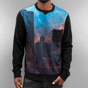 Crewneck Just Rhyse City Black