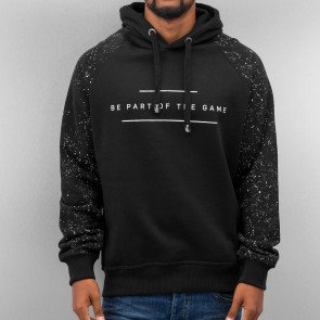 Mikina Just Rhyse Be Part Of The Game Hoody Black