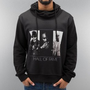 Mikina Just Rhyse Hall Of Fame Hoody Black