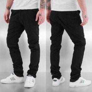 Nohavice Just Rhyse And Friends 2Y Premium Chino Black