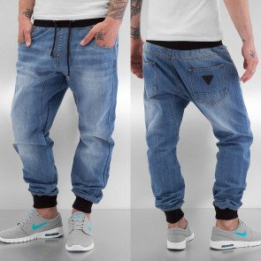 Nohavice Just Rhyse Antifit Jeans Blue