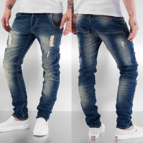 Nohavice Just Rhyse Berlin Skinny Blue